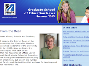 Newsletter: Education